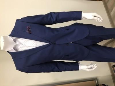 Originalny garnitur Pierre cardin indygo 25 rozmia
