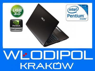 ALUMINIUM ASUS A53SC B950 2GB 320 GT520 1G USB 3.0