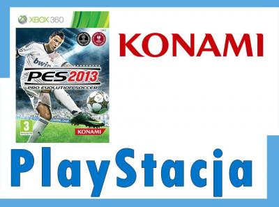 PRO EVOLUTION SOCCER 2013::PES 2013::FIRMA PLAY