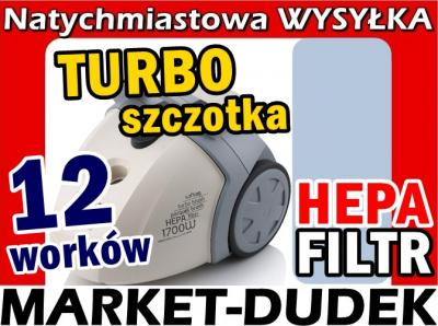 ODKURZACZ ZELMER ODYSSEY 450.0 ST TURBO +12worków