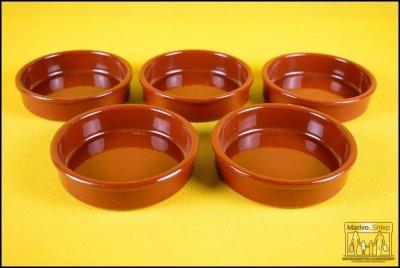 4448 4 Ceramiczne Podstawki Pod Doniczki Ceglane