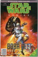 Star Wars Komiks Specjalne 3/2010 Fett Idealny-