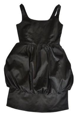 18b740ee4834c9 PIMKIE - czarna sukienka bombka r. 32 - 6898154926 - oficjalne ...