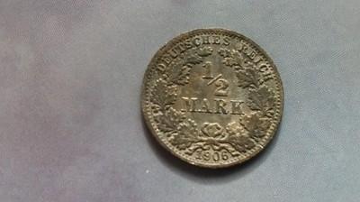 1/2 MARKI 1906 r A