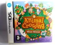 * ANIMAL CROSSING WILD WORLD * SKLEP ! GWARANCJA !