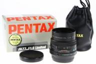 INTERFOTO: Pentax 77/1.8 FA Limited Black 77mm WWA