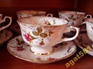 Filiżanka i spodek do herbaty IWONA 013 CHODZIEŻ