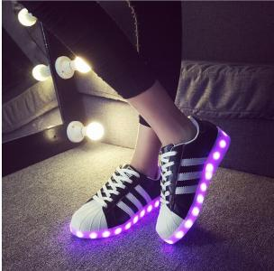 adidas superstar led buty