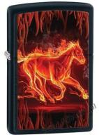 ZIPPO ZAPALNICZKA 28304 FIRE HORSE - ORYGINALNA!