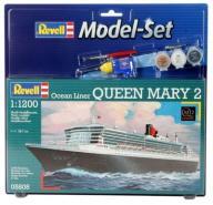Model-Set. Queen Mary 2