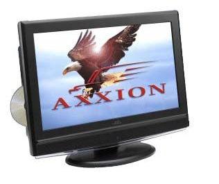 TELEWIZOR AXXION LCD 22'' Z DVD /HD READY 12V 230V