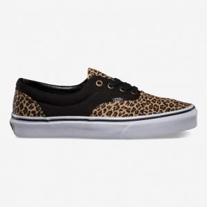 buty VANS czarne panterka leopard NOWE 39