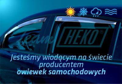 Owiewki SUZUKI Swift HNS/MA 5d  89-04r  PRZÓD+TYŁ