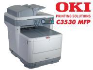 OKI C3530 mfp ADF