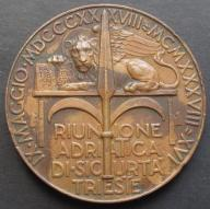 Stary Medal 1938 sygnowany Pagani (526)