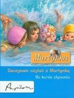 Martynka Zaczynam czytać z Martynką Na kursie pływ