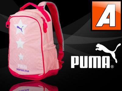 0bd5a81c47689 USZTYWNIANY plecak szkolny PUMA plecaki 1-3 klasy - 4427883431 ...