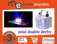 LIGHT4me MINI DOUBLE DERBY LED Mocny Efekt Flower