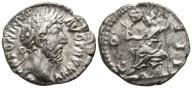000731 | Marek Aureliusz (161-180), denar
