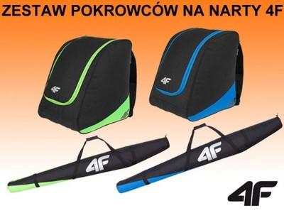 4f Zestaw Pokrowiec Na Narty Torba Na Buty 160cm 5920998067 Oficjalne Archiwum Allegro