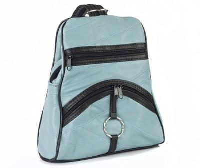 6a0b03feb8db6 PLECAK SKÓRZANY plecaczek na prezent - PRODUCENT - 6849672988 ...