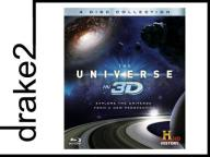 THE UNIVERSE IN 3D [4XBLU-RAY 3D]