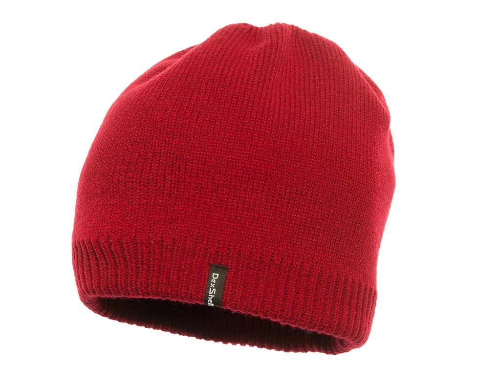 DexShell czapka Beanie Solo (K: Red)