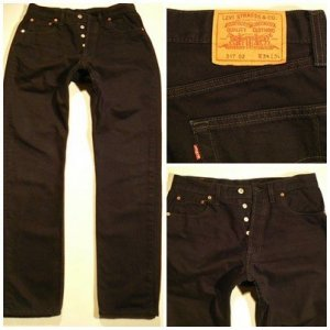 LEVIS _ 517 _ BLACK PEARL _ JEANSY _ 3436