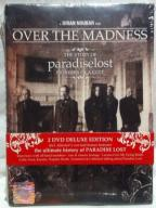 PARADISE LOST OVER THE MADNESS DELUXE 2DVD! FOLIA!