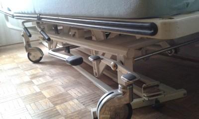Inteligentny Łóżko szpitalne używane - 6982049091 - oficjalne archiwum allegro IU66