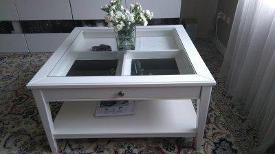 Stół Biały Ikea 6454796197 Oficjalne Archiwum Allegro