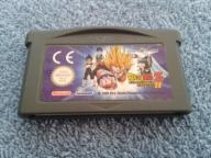 Gra DRAGON BALL Z THE LEGACY OF GOKU  II 2 - GBA