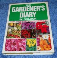 THE GARDENER'S DIARY IN COLOUR