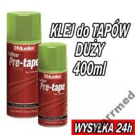 PRE-TAPE klej do tapów MUELLER spray duży tape