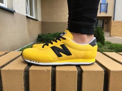 moda kup popularne najlepsza strona internetowa New Balance 410 Żółte roz. 40 OKAZJA