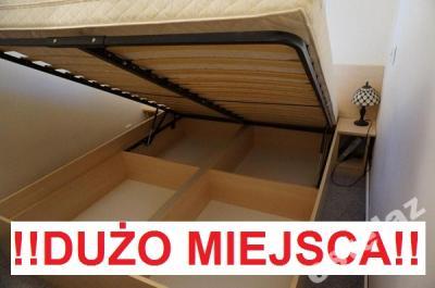 Otwierany Podnoszony Stelaż Wkład łóżka 200x200 5217558791