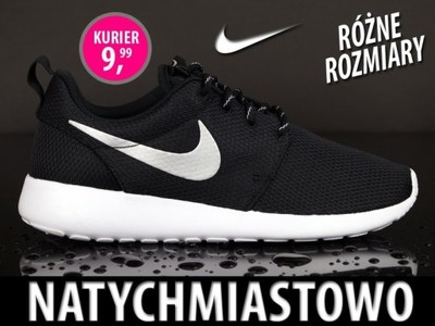 outlet store b7e8d aa28b BUTY NIKE DAMSKIE WMNS ROSHE ONE RUN 511882-094