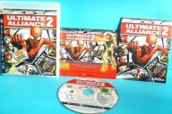 * PS3 MARVEL ULTIMATE ALLIANCE 2 * SKLEP JAK NOWA