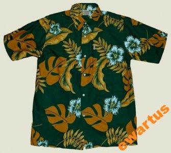 VONNIAS _ hawajska tropikalna koszula rozmiar S 6243332909  2uW0a