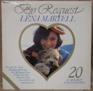 LENA MARTELL BY REQUEST LP 1980 UK EX+