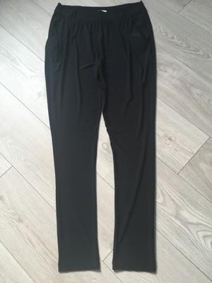 SOLAR spodnie czarne rozmiar 38M