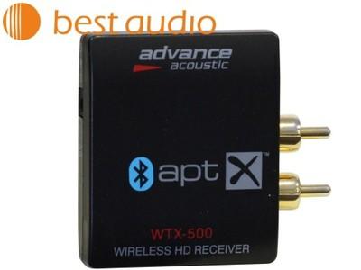 Bezprzewodowe audio Bluetooth Advance WTX-500