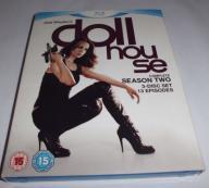 DOLLHOUSE - Sezon 2 /Blu Ray/