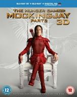 The Hunger Games Mockingjay Part 2 (Blu-ray 3D + B