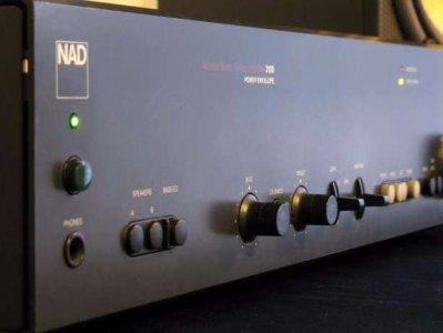 NAD 3100 wzmacniacz zintegrowany, Power Envelope