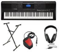 YAMAHA PSR EW 400 keyboard 76 klawiszy SET
