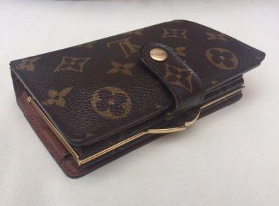 63403af3ecd60 LOUIS VUITTON portfel damski oryginalny 100% - 6309586109 ...