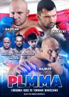 Bilet Gala PLMMA Championships 75. Wa-wa 1/12/2017