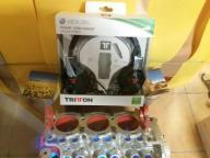 Słuchawki z mikrofonem TRITTON TRIGGER XBOX 360