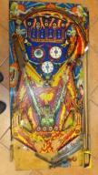 PLAYFIELD-BLAT OD FLIPPERA WILLIAMS PHOENIX